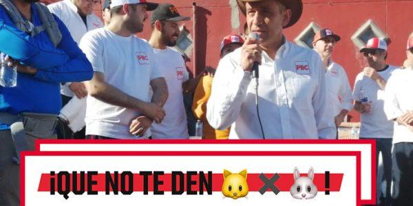 Buscará Anaya Barriguete nuevo esquema de coordinación fiscal para Baja California