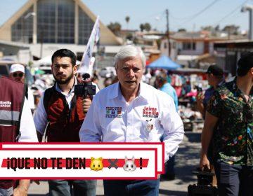Promete Jaime Bonilla construir una carretera de 4 carriles Ensenada-Guerrero Negro