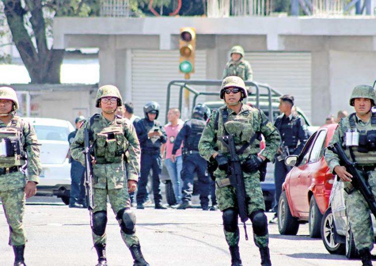 Proponen reforzar seguridad en Puebla capital con la Guardia Nacional