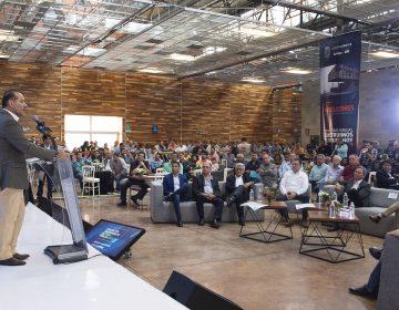 Presentan 112 proyectos de obra pública en Aguascalientes