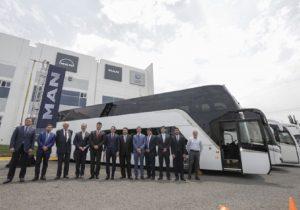 Línea 2 para chasis de Man Truck & Bus es inaugurada en Querétaro