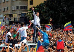 """""""Mi mayor temor es que la dictadura continúe"""": Juan Guaidó"""