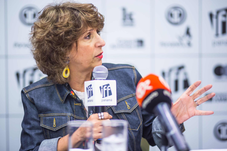 Pituka, directora, cine, Panamá, festival