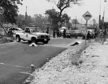 Asesinan a 2 policías en Juxtlahuaca, Oaxaca