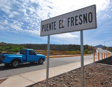 Concluyen puentes El Fresno y Chuvíscar; invierten 10.6 mdp