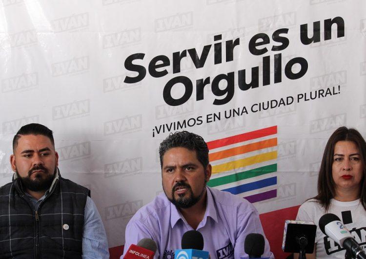 No rotundo a limitar derechos humanos: Iván Sánchez Nájera