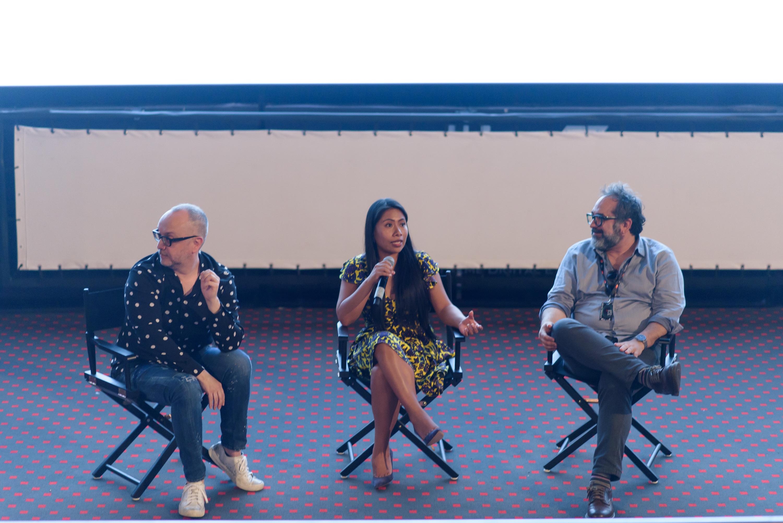 cine, festival, Panamá, Eugenio Caballero, dirección de arte