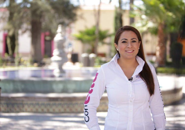 Tere Jiménez reconoce que los barrios de Aguascalientes son espacios de esparcimiento y conocimiento histórico