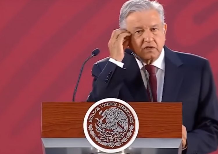 AMLO reconoce crisis de violencia en Guanajuato