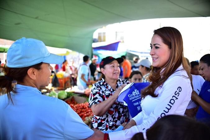Aguascalientes requiere más cámaras de vigilancia: Tere Jiménez