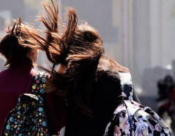 Alertan por fuertes vientos para este fin de semana