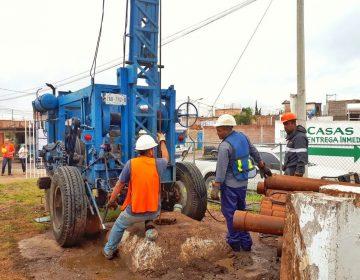 Continúa equipamiento para mejorar infraestructura de pozos en Jesús María