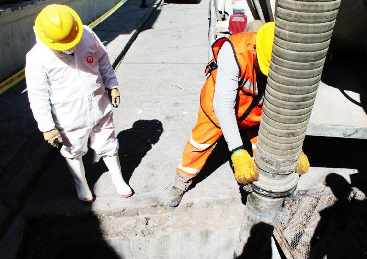 Realiza Veolia arreglos previos a la FNSM 2019