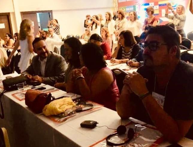 Comparte DIF programa de acogimiento familiar en seminario internacional