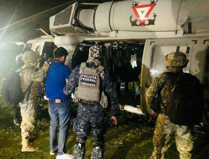 """Trasladan a penal federal a """"El Titi"""", líder del Cártel de Santa Rosa"""