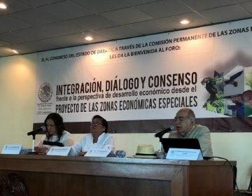 Zonas Económicas Especiales no resuelven pobreza: especialista