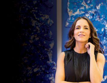 Marcela Cadena: conectando con el mar