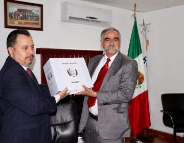 Asume Armendáriz Loya la CEDH; anuncia programa itinerante