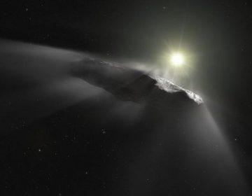 Científicos descubren el primer meteoro de origen interestelar