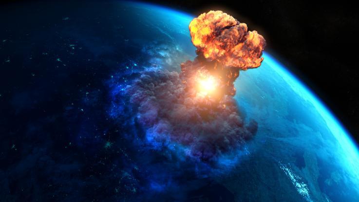 Las armas nucleares pueden salvarnos de asteroides, pero algunas leyes pueden interponerse