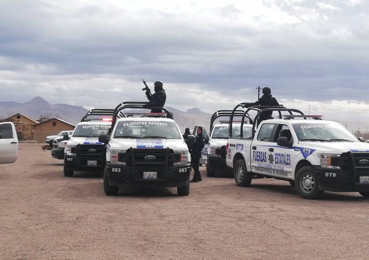 Duelo de comandos en la Sierra; 4 muertos