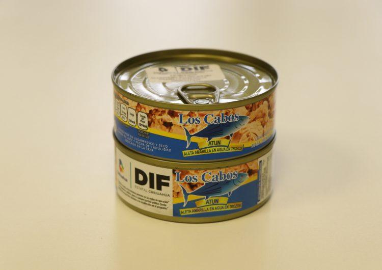 Avala DIF calidad de alimentos destinados a programas alimentarios