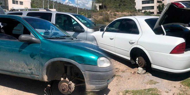¿Te robaron tu auto? Checa la lista de autos recuperados durante marzo en Hidalgo