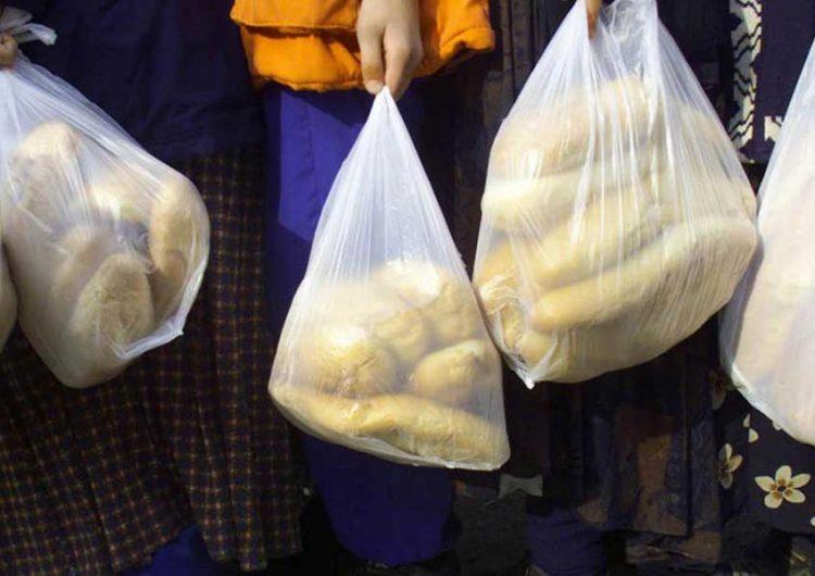 En 2020 quedará prohibido el uso bolsas de plástico en tiendas