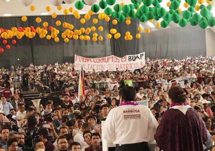 Arrancan campañas, rumbo a la elección de gobernador en Puebla