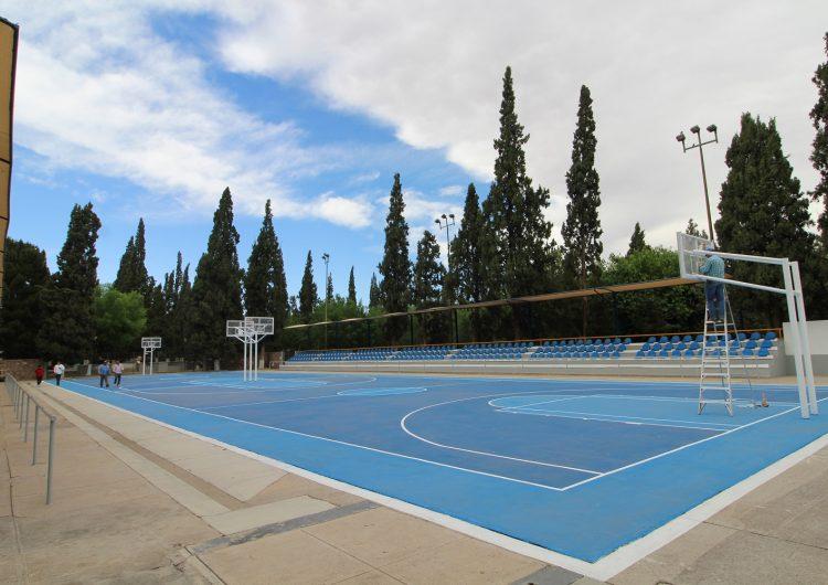 Estrenarán cancha de básquet 3×3 en próxima Olimpiada Nacional