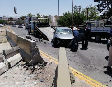Ocurren en Chihuahua de 10 a 12 mil accidentes viales al año