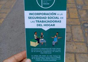 Engañosa, campaña de la STPS para trabajadoras del hogar