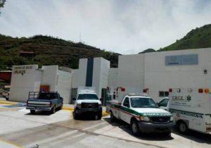 Entrega Estado centros de salud en Uruachi y Basaseachi