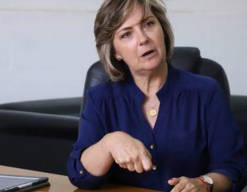 Baches, principal problema en Pachuca: Yolanda Tellería