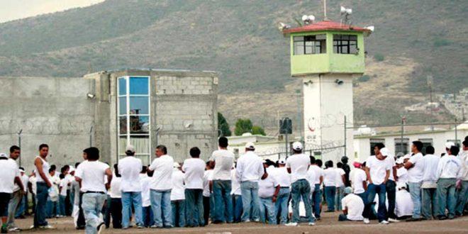 Hidalgo, entre los 12 estados con ¡cárceles problema!