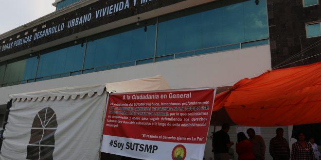Arreglo por huelga costará a alcaldía 23 mdp: tesorero