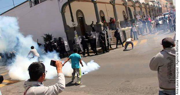 Así debe actuar la policía en Hidalgo en casos de linchamiento