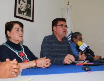 Exhorta dirigente del blanquiazul a regidores a laborar en armonía con Yoli