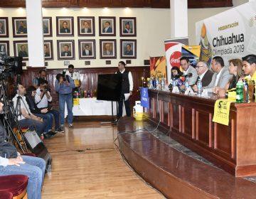 Chihuahua, subsede de Olimpiada y Nacional Juvenil 2019