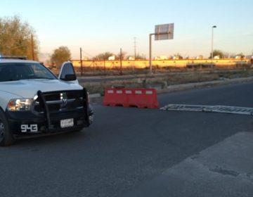 Cierran calles ante gran afluencia de vehículos a El Paso