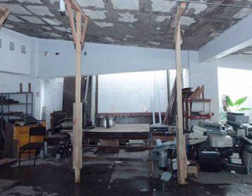Congreso con daños estructurales: BUAP
