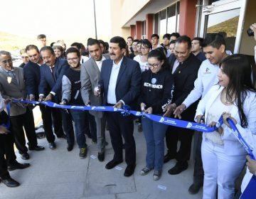 Apoyan con 110 mdp infraestructura educativa en Parral