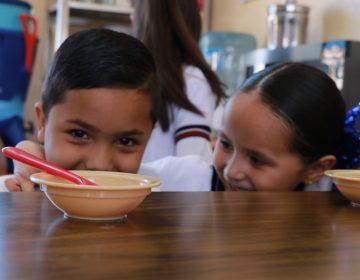 Favorece DIF Estatal a miles de niños con desayunos escolares