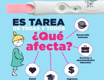 Encabeza Chihuahua embarazos de niñas