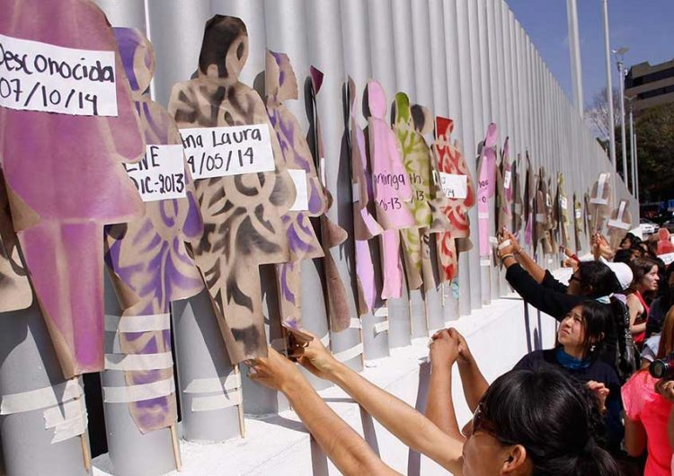 Gobierno debe incluir a ONG's en estrategias contra feminicidios: Ibero
