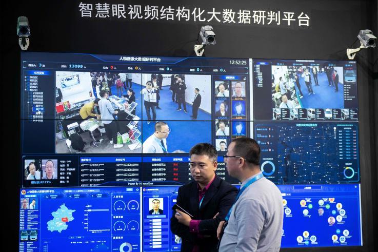 China exporta tecnología de inteligencia artificial para vigilancia a distintos países del mundo