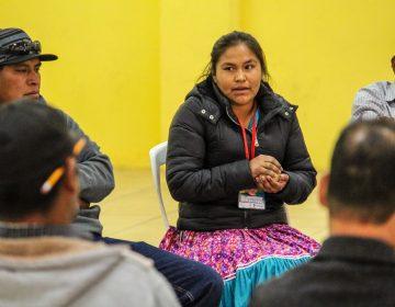 Capacitan a gobernadores Indígenas en justicia alternativa