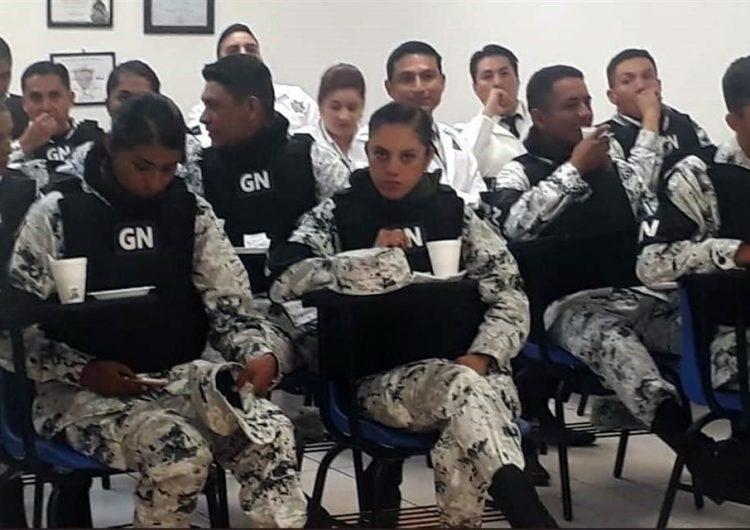 Aprueban iniciativa para que mando de la Guardia Nacional sea civil