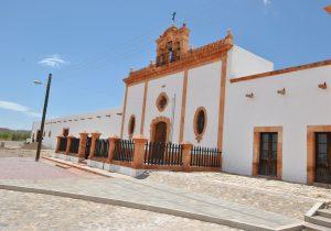 Remodelan ex hacienda en Colonia Ocampo; inversión de casi 13 mdp