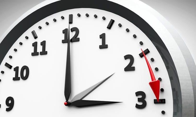 Recuerda adelantar este sábado una hora tu reloj